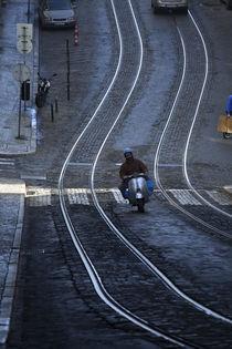 Lisbon Street von carlos sanchez pereyra