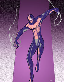Spider Man by Robert Gonzalez