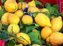 Zitronen - Kampanien von captainsilva