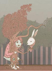 Nel bosco lisergico by Andrea Moresco