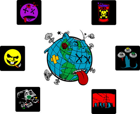 World-sicknesses