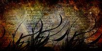 An Old Script von Milena Ilieva