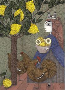 Die Zitronenpflückerin by Judith  Clay