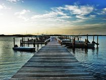 Bahamas Balk von Karina Stinson