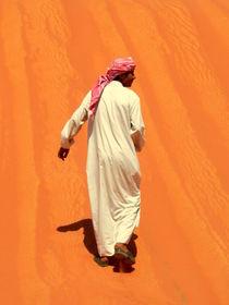 Jordan Desert von Karina Stinson