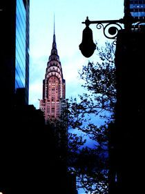 Chrysler Building by Karina Stinson