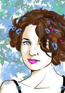 Daisy by Martina Lina Hirschpiel