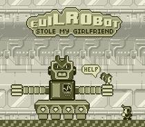 Evil Robot Stole My Girlfriend by Robert Podgorski