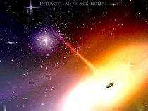 """Interstellar """"Black Hole"""" ! Nr.2. von Bernd Vagt"""