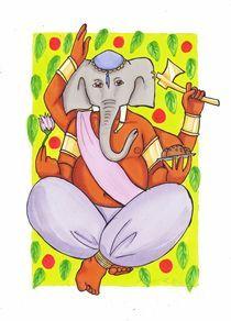 The Elephant God von Sandra Waller
