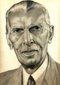 Jinnah, Mohammad Ali by Mazhar Sadiq