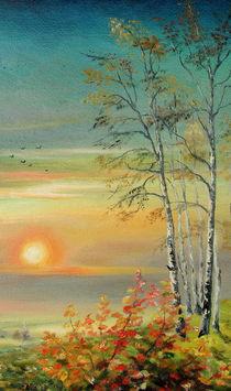Dawn / Morgendämmerung von Apostolescu  Sorin