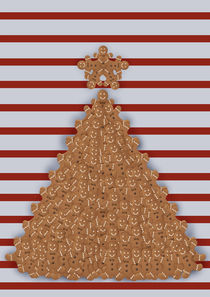 Gingerbread-tree