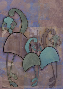 Stone Dolls von RITA FAZENDEIRO