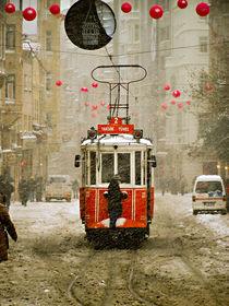 tramway by Ozer Kurt