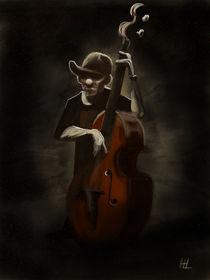 Jazzman by Luis Dourado
