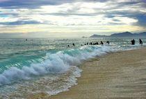 Brazilian Waves von Karina Stinson