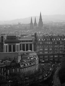 Edinburgh by Rosario Rivas Leal