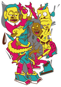 crazystuff by Daniele Attia