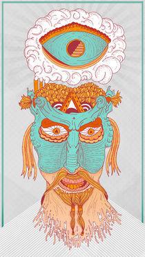 Máscaras von Daniel Vincent Gomes