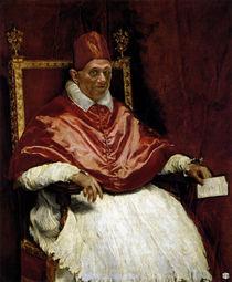 Portrait of Pope Benedict XVI 1650-2010 by Ich Henser