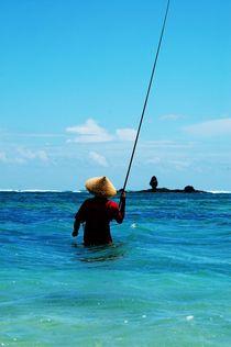 Indonesia sea by Simon Morelli