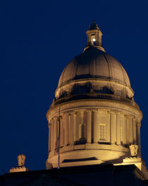 Kentucky State Capitol Dome von Joseph Ullrich