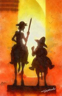 Don Quijote 2 von Ruben Strada