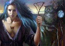 Sorceress by wicked-vlad