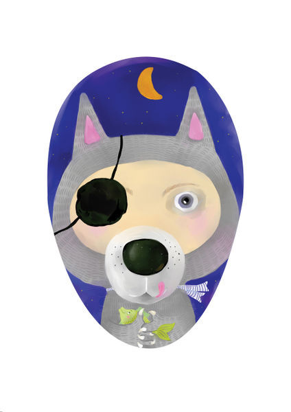 Witheye-wolf