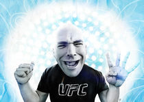 Dana White by Domen Colja