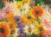 The bouquet / Blumenstrauß by Apostolescu  Sorin