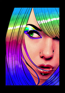 Rainbow Warrior by Laree Alexander