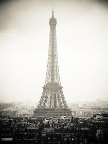 'Vintage Eiffel' von AL-WALEED Fahad