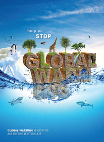 Global warming by Muhammad Shakeel Talat