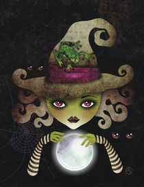 Wicked Witch by Sandra Vargas
