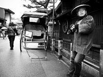 japanese rickshaw by yudasmoro
