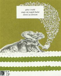 haiku 175 - hippopotamus by Zuzanna Orzel