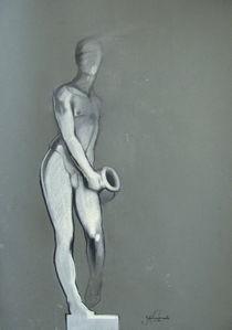 statue IV by Jakub Godziszewski