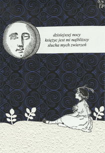 haiku 181 - confidences and the moon by Zuzanna Orzel