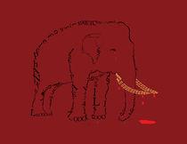 The Elephant von Thu Nguyen