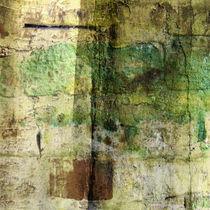 Mauerwerk  I  Wall von Kerstin Sandstede