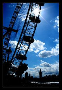 The London Eye von Ashley Pennington