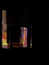 Durchblick I By eye by Kerstin Sandstede