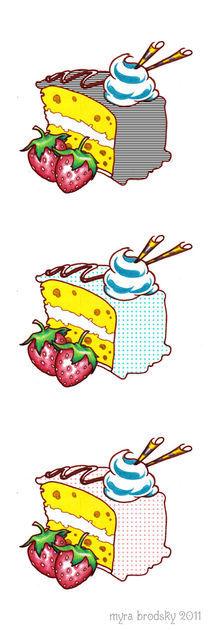 Cakes von Myra Brodsky