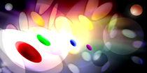 Colorful game. von Bernd Vagt
