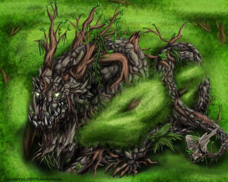 Dragonofearth