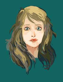 Sad Anna by mopka