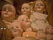 Dolls by Cristobal Ladron de Guevara