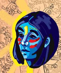 maya effects by Lina Tarek